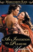 An Invitation to Pleasure (A Scandalous…