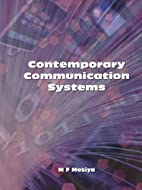 Contemporary Communication Systems, First…