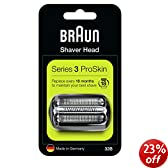 Braun 32B/33B Replacement Foil Multi Silver BLS Cassette (Packaging may vary)