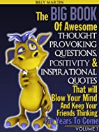 The Big Book Of Awesome thought Provoking…