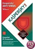 Kaspersky Anti-Virus 2013 - 3 Users