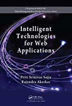 Intelligent Technologies for Web…
