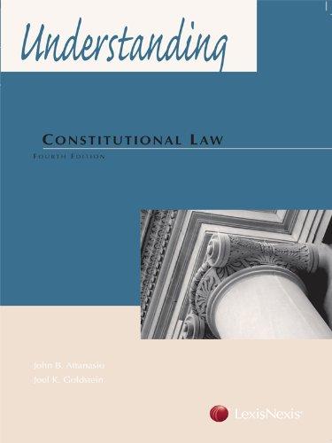 understanding-constitutional-law-understanding-series