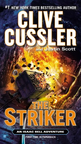 the-striker-isaac-bell-series-book-6