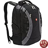 SwissGear Laptop Backpack with Sunglasses Holder and Audio Interface (SA1191)