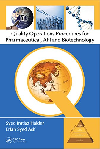 quality-operations-procedures-for-pharmaceutical-api-and-biotechnology