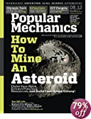 Popular Mechanics (6-month introductory offer)