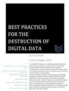 Best Practices for the Destruction of…
