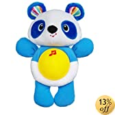 Playskool Play Favorites Panda Glofriend Toy (Blue)