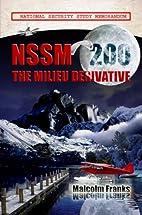 NSSM 200 by Malcolm Franks