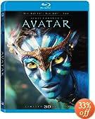 Avatar (Blu-ray 3D + Blu-ray/ DVD Combo Pack)