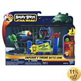 Star Wars Angry Birds Fighter Pods Strike Back - Emperor's Throne