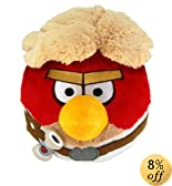"Angry Birds Star Wars 5"" Plush - Luke"
