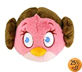 "Angry Birds Star Wars 8"" Plush - Leia"