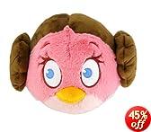 "Angry Birds Star Wars 8"" Plush - Leia"