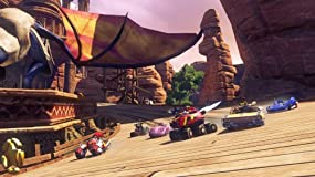 Sonic & SEGA All-Stars Racing Transformed - Special Edition , Abbildung #02