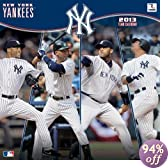 Perfect Timing - Turner 12 X 12 Inches 2013 New York Yankees Wall Calendar (8011226)