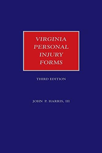 virginia-personal-injury-forms