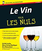 Le Vin Pour les Nuls by Mary Ewing Mulligan