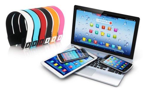 Stereo Musik aus Ihrem Smartphone, kabellos und kinderleicht