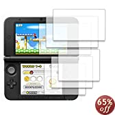 EMPIRE Nintendo 3DS XL 3 Pack of Invisible Screen Protectors