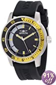 "Invicta Men's 12846 ""Specialty"" Stainless Steel Watch with Black Band"