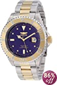 Invicta Men's 12818 Pro Diver Blue Dial Diamond Accented Watch