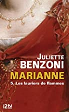 Marianne tome 5 by Juliette Benzoni