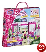 Mega Bloks Barbie: Build 'n Style Petshop