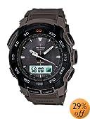 Casio Men's PRG550B-5 Pathfinder Triple Sensor Multi-Function Sports Watch