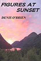 Figures at Sunset by Denis O'Brien