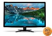 Acer G246HL Abd 24-Inch Screen LED-Lit Monitor