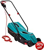 Bosch Rotak 32R Electric Rotary Lawnmower with 32 cm Cutting Width