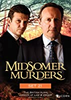 Midsomer Murders: Set 21 [DVD] by Simon…