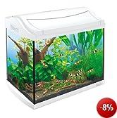 Tetra 211957 AquaArt Shrimps Aquarium-Komplett-Set 20 L, ideal f�r die Haltung und Zucht von Garnelen, White Edition