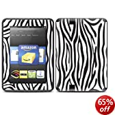"""DecalGirl Skin for Kindle Fire HD 7"""" - Zebra (will only fit Kindle Fire HD 7"""" [Previous Generation])"""