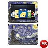 """DecalGirl Skin (autocollant) pour Kindle Fire HD 8,9"""" - """"Starry Night"""" (compatible uniquement avec Kindle Fire HD 8,9"""")"""