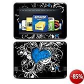 """DecalGirl Skin (autocollant) pour Kindle Fire HD 8,9"""" - """"Your Heart"""" (compatible uniquement avec Kindle Fire HD 8,9"""")"""
