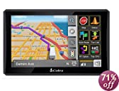 Cobra 8000 PRO HD 7-Inch Navigation GPS for Professional Drivers