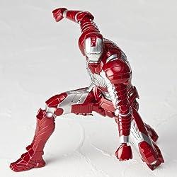 メカニカルなIRON MAN MARK5が登場!