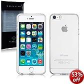 iPhone 5 TPU Gel Skin / Case / Cover - Clear