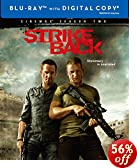 Strike Back: Season 2 (Cinemax) (Blu-ray)