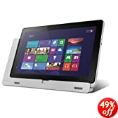 Acer Iconia W700P-6821 11.6-Inch 128 GB Tablet (Silver, Windows 8 Pro)