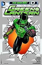 Green Lantern (2012-) #0 (Green Lantern…