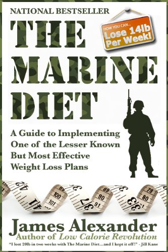 the-marine-diet-the-low-carb-low-calorie-diet-for-rapid-weight-loss-book