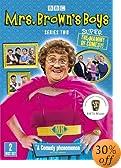 Mrs. Brown's Boys (Series 2) - 2-DVD Set ( Mrs. Brown's Boys - Series Two ) [ NON-USA FORMAT, PAL, Reg.2 Import - United Kingdom ]