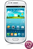Samsung Galaxy S3 Mini GT-i8190 GSM Unlocked International Version White - NO WARRANTY