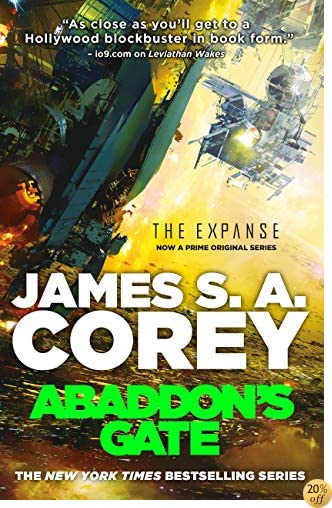 TAbaddon's Gate (The Expanse Book 3)