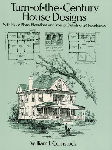 turn-of-the-century-house-designs-with-floor-plans-elevations-and-interior-details-of-24-residences-dover-architecture
