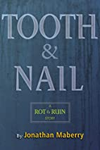 Tooth & Nail by Jonathan Maberry